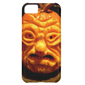 Ghoulish Gourd V iPhone 5C Cases