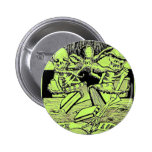 Ghoulish Halloween Glamour Pins