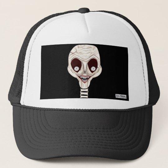 Ghoulish Skull Hat