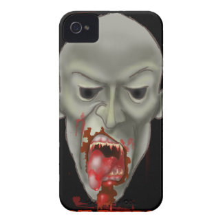 Ghoulish Zombie Attack iPhone 4 Case-Mate Case