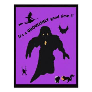 Ghoulishy Good Time - Custom Invitations