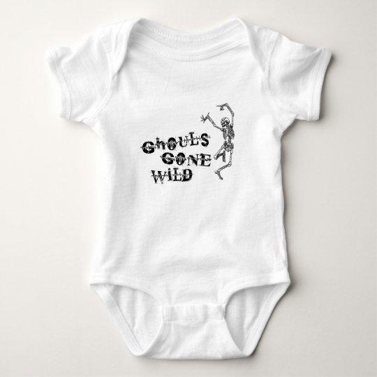 Ghouls Gone Wild Baby Bodysuit