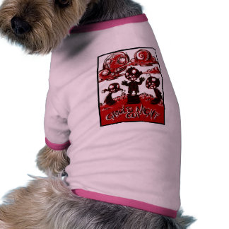 Ghouls Night Out Pet Clothing