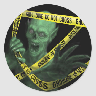 Ghoulzone Stickers