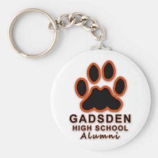 GHS-Gadsden High School Alumni Keychain
