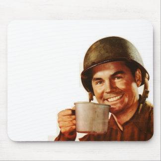 GI Cuppa Joe Mouse Pad