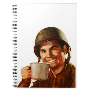 GI Cuppa Joe Notebook
