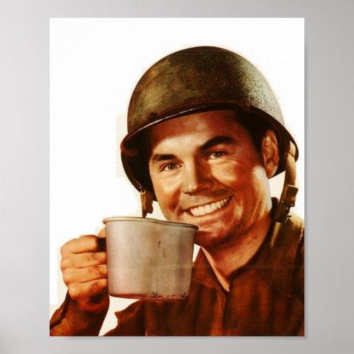 cuppa joe army guy