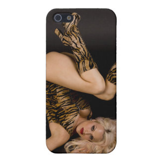 Gia Nova Jungle Girl iPhone Case Cover For iPhone 5