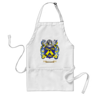 Giacometti Coat of Arms (Family Crest) Adult Apron