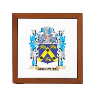 Giacometti Coat of Arms - Family Crest Pencil/Pen Holder