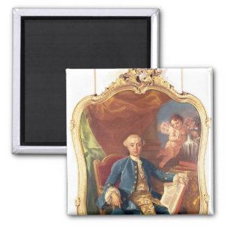 Giacomo Casanova Magnet