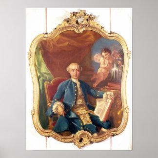 Giacomo Casanova Póster