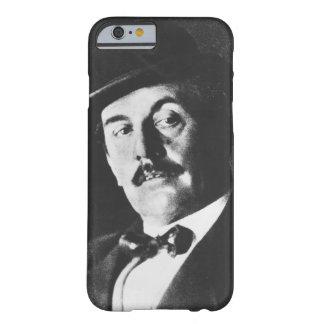 Giacomo Puccini (1858-1924) 1924 (photolitho) (b/w Funda Para iPhone 6 Barely There