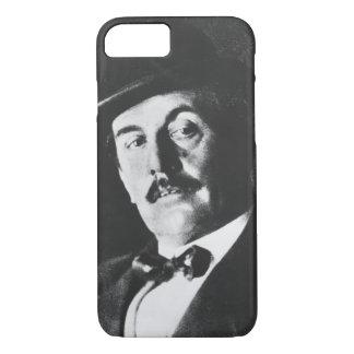 Giacomo Puccini (1858-1924) 1924 (photolitho) (b/w iPhone 8/7 Case