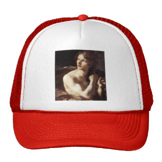 Gian Bernini- David with the Head of Goliath Trucker Hat