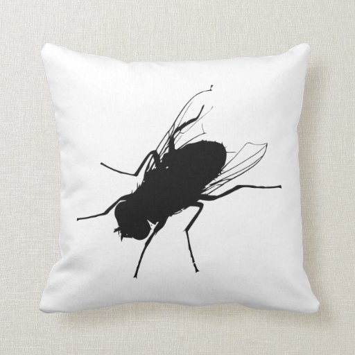 Gian Fly Graffiti Stencil Street Art Cushion Gift Pillows