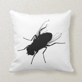 Gian Fly Graffiti Stencil Street Art Cushion Gift Throw Pillow