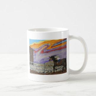 Gianna Bareback Coffee Mug
