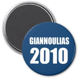 GIANNOULIAS 2010 MAGNET