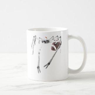 Giant Albino Bronco Crab Mug