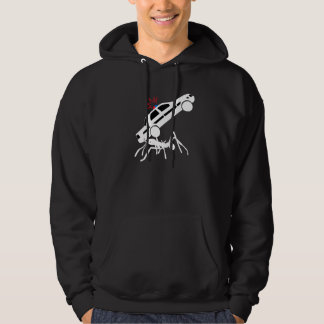 Giant Ant Attack Hoodie