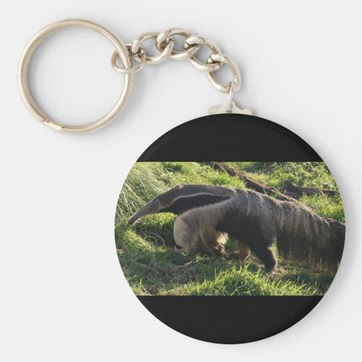 Giant Anteater Keychain