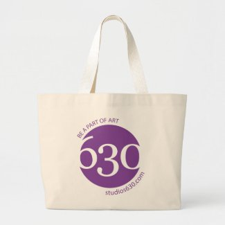 Giant Art Tote Bag