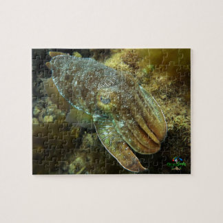 Giant Australian Cuttlefish of Whyalla Jigsaw Puzz Jigsaw Puzzle