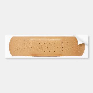 Giant Bandage Car Bumper Sticker