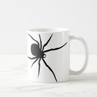 Giant Black Spider Coffee Mug