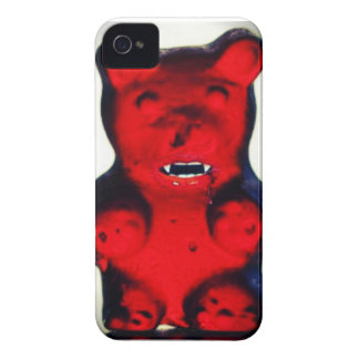 Giant Blood Sucking Candy Bear Case-Mate iPhone 4 Case
