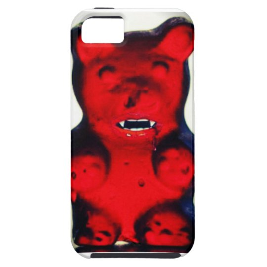 Giant Blood Sucking Candy Bear iPhone SE/5/5s Case