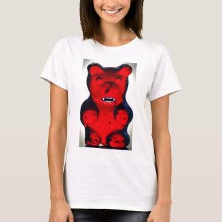 Giant Blood Sucking Candy Bear T-Shirt
