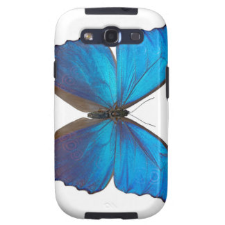 Giant Blue Morpho Butterfly Galaxy S3 Case