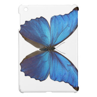 Giant Blue Morpho Butterfly Case For The iPad Mini
