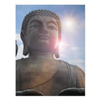 Giant Buddha Postcard