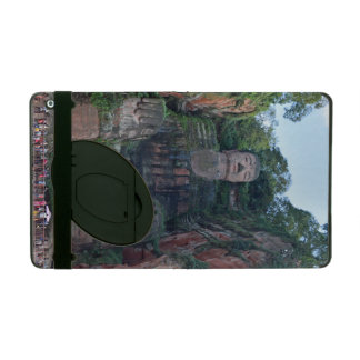 Giant Buddha Statue in China iPad Cover