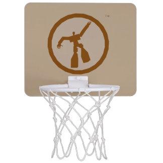 Giant Cardboard Robots Mini-Basketball Hoop