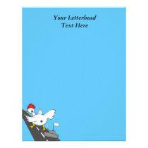 Giant Chicken! Letterhead