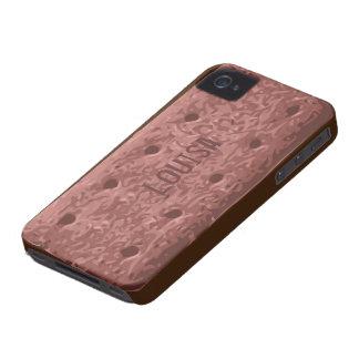 Giant Chocolate Cream Sandwich Cookie iphone iPhone 4 Case