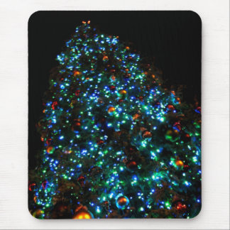Giant Christmas Tree I Mouse Pad
