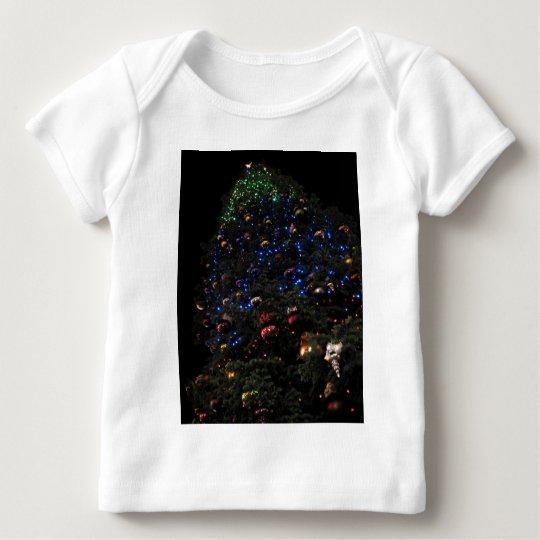 Giant Christmas Tree II Baby T-Shirt