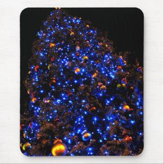Giant Christmas Tree VI Mouse Pad