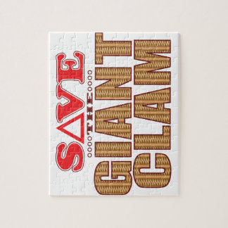 Giant Clam Save Jigsaw Puzzle
