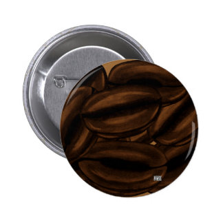 Giant Coffee Beans Button