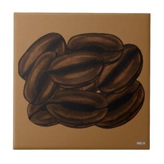 Giant Coffee Beans Tile