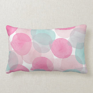 Giant Confetti Pink Hues Cushion