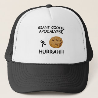 Giant Cookie Apocalypse Trucker Hat