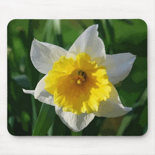 Giant Daffodil Mouse Pad